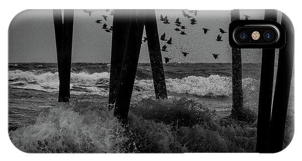 Coastal Movements IPhone Case