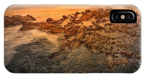 Coastal Rocks IPhone Case