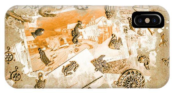 Pendant iPhone Case - Coastal Romantics by Jorgo Photography - Wall Art Gallery