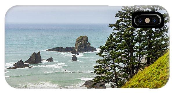 Coastal Scene IPhone Case