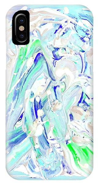 Coastal Splash IPhone Case