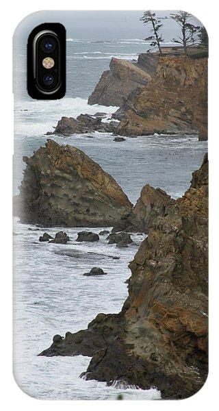 Coastal Storm IPhone Case