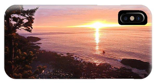 Coastal Sunrise IPhone Case