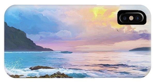 Cape Cod iPhone Case - Coastal Sunset by Paul Tagliamonte