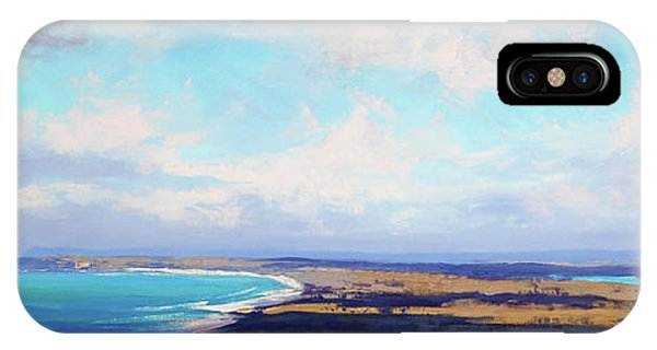 Nature Scene iPhone Case - Coastal Vista Nsw by Graham Gercken