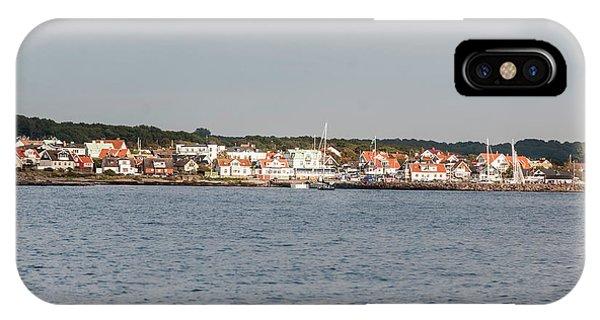 Coastline At Molle In Sweden IPhone Case