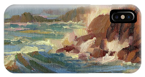 Coast iPhone Case - Coastline by Steve Henderson