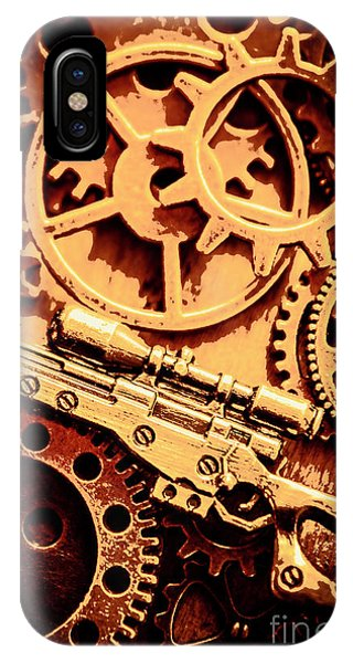Mechanism iPhone Case - Coat Of Arms by Jorgo Photography - Wall Art Gallery