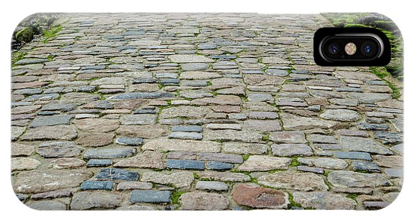 Cobbled Causeway IPhone Case