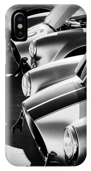 Cobra iPhone Case - Cobra Pit by Douglas Pittman