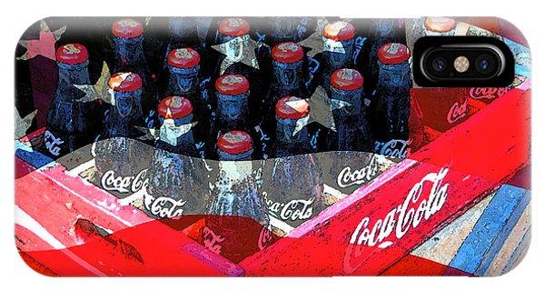 iPhone Case - Coca Cola Americana by David Lee Thompson