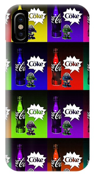 Coca-cola Forever Young 13 IPhone Case