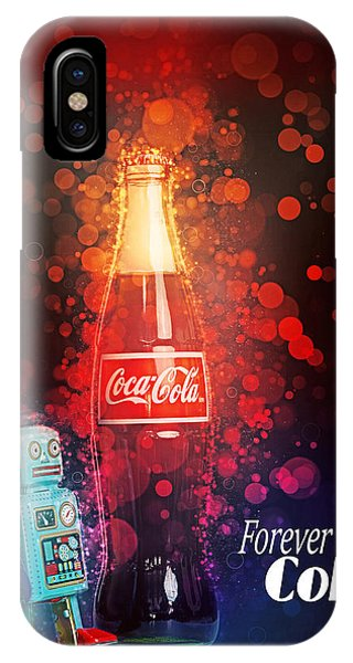 Coca-cola Forever Young 15 IPhone Case