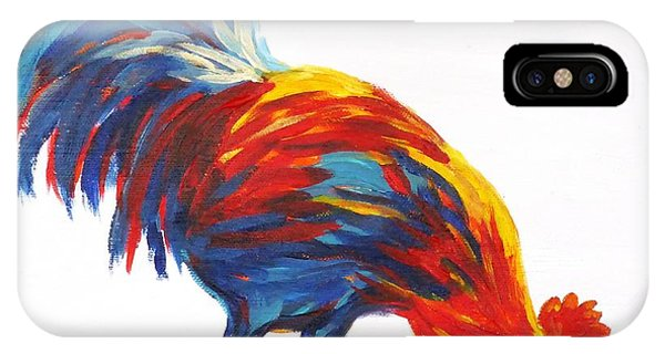 Cock-a-doodle-doo-too IPhone Case