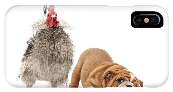 Cock N Bull IPhone Case