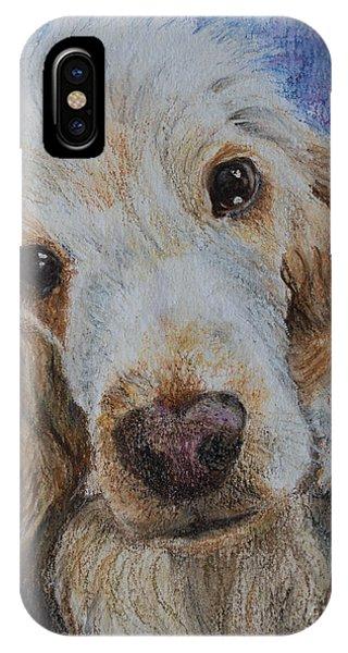 Cocker Spaniel Love IPhone Case
