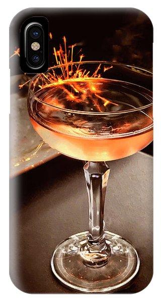 Cocktail Dazzle IPhone Case