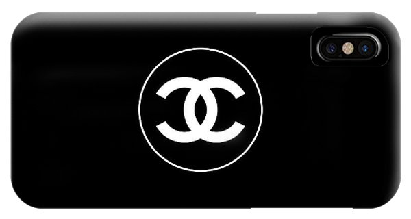 Fashion iPhone Case - Coco Chanel by Tres Chic