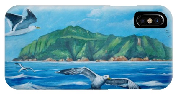 Coco's Island, Costa Rica IPhone Case