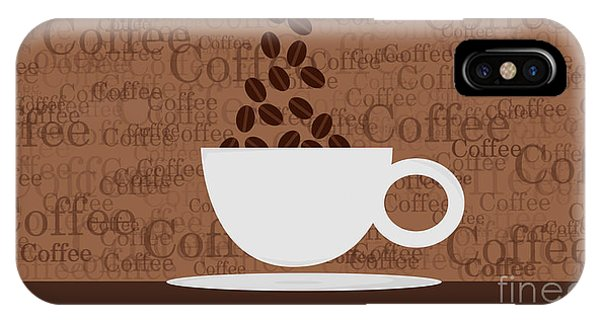Coffee #3 IPhone Case