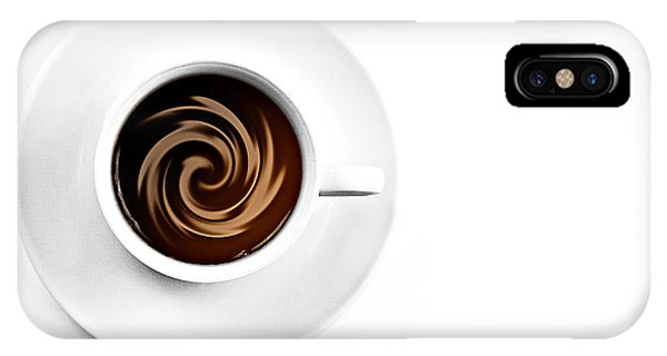 Coffee And Cream IPhone Case