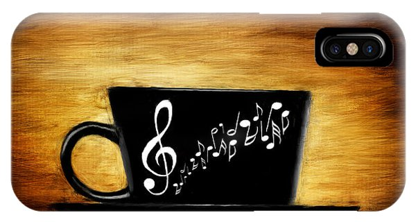 Coffee And Music IPhone Case
