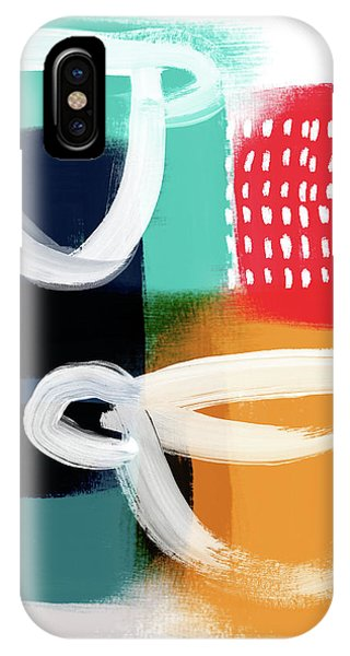 Bar iPhone Case - Coffee Bar- Art By Linda Woods by Linda Woods