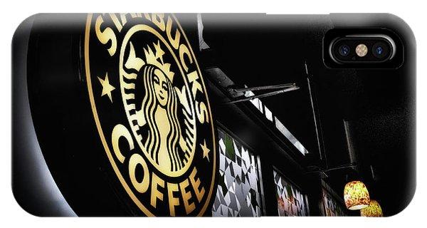 Seattle iPhone Case - Coffee Break by Spencer McDonald
