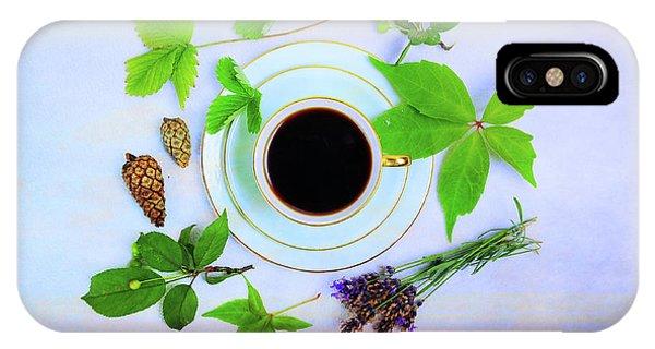 Coffee Delight IPhone Case