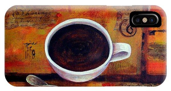 Coffee I IPhone Case