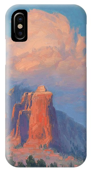 Canyon iPhone Case - Coffee Pot Afternoon by Cody DeLong