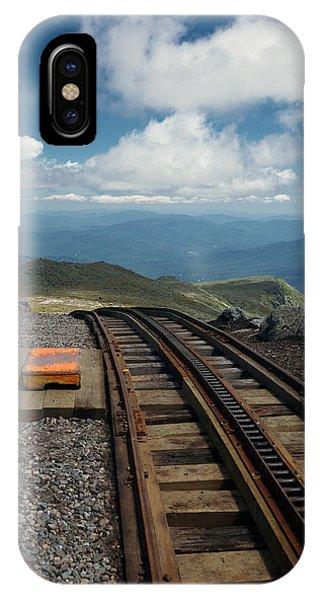 Cog Railway Stop IPhone Case