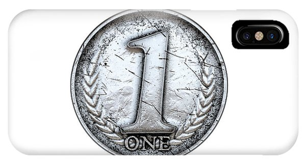 Coin Number One IPhone Case