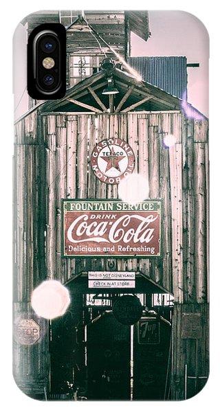 Coke Barn IPhone Case