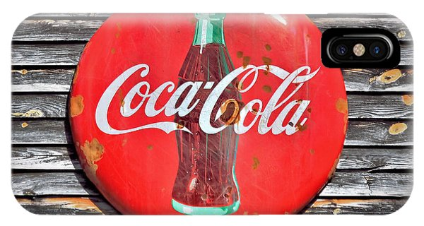 Coke IPhone Case