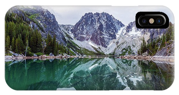 Colchuck Lake IPhone Case