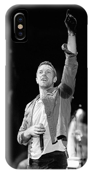 Coldplay 16 IPhone Case