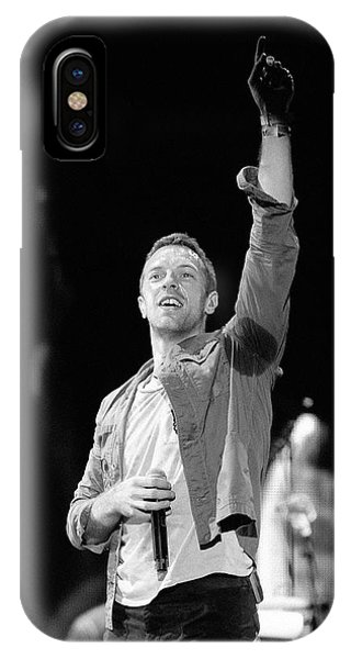 Coldplay iPhone Case - Coldplay 16 by Rafa Rivas