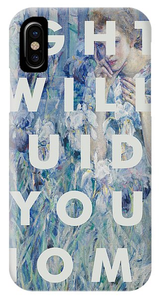 Coldplay iPhone Case - Coldplay Lyrics Print by Georgia Fowler