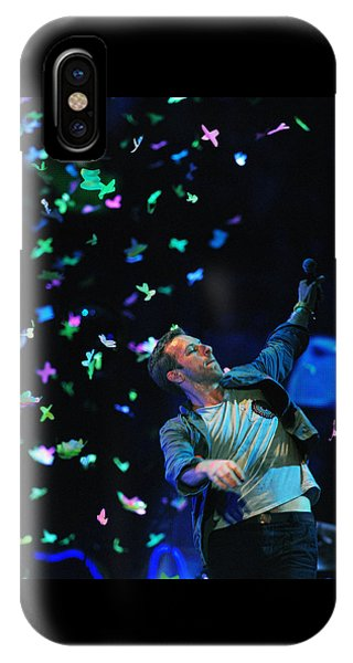 Coldplay iPhone Case - Coldplay1 by Rafa Rivas
