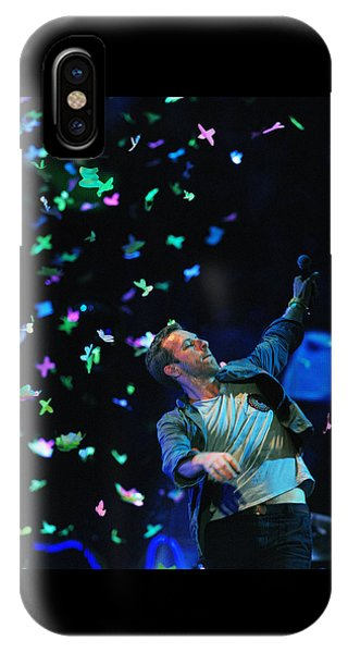 Coldplay1 IPhone Case