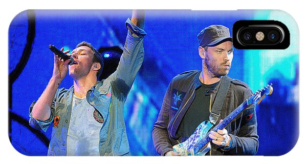 Coldplay iPhone Case - Coldplay6 by Rafa Rivas