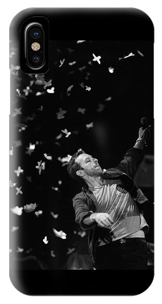 Coldplay iPhone Case - Coldplay 9 by Rafa Rivas