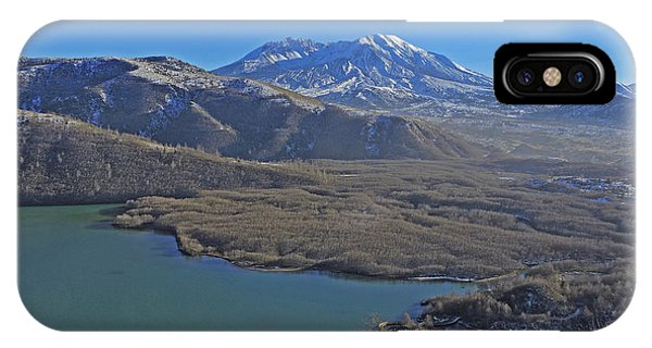 Coldwater Lake IPhone Case