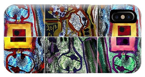 Collage-1 IPhone Case
