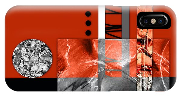 Illusion iPhone Case - Collage Abstract 4 by Patricia Lintner