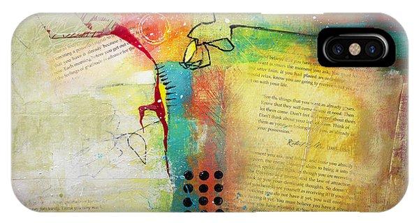 Collage Art 5 IPhone Case