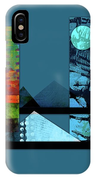 Collage Landscape 1 IPhone Case