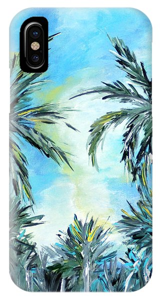 Collection. Art For Health And Life. Painting 1 IPhone Case