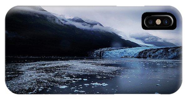 College Fjord IPhone Case